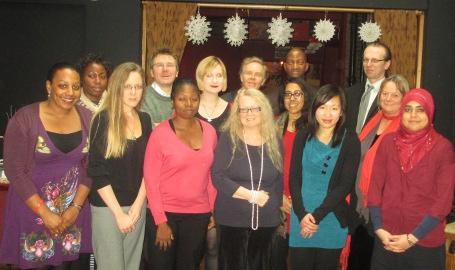 Team at December 2013