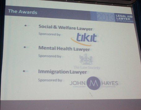 Immigration lawyer sponsored by John Hayes