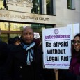 On Monday 6th January 2014, HCLC staff and interns joined barristers, solicitors and campaigners from all over the country to protest at  Government proposals to make even more cuts to […]