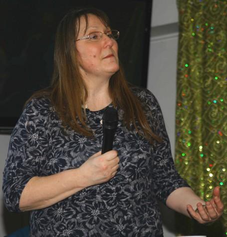 Jane Sterland Big Lottery Fund