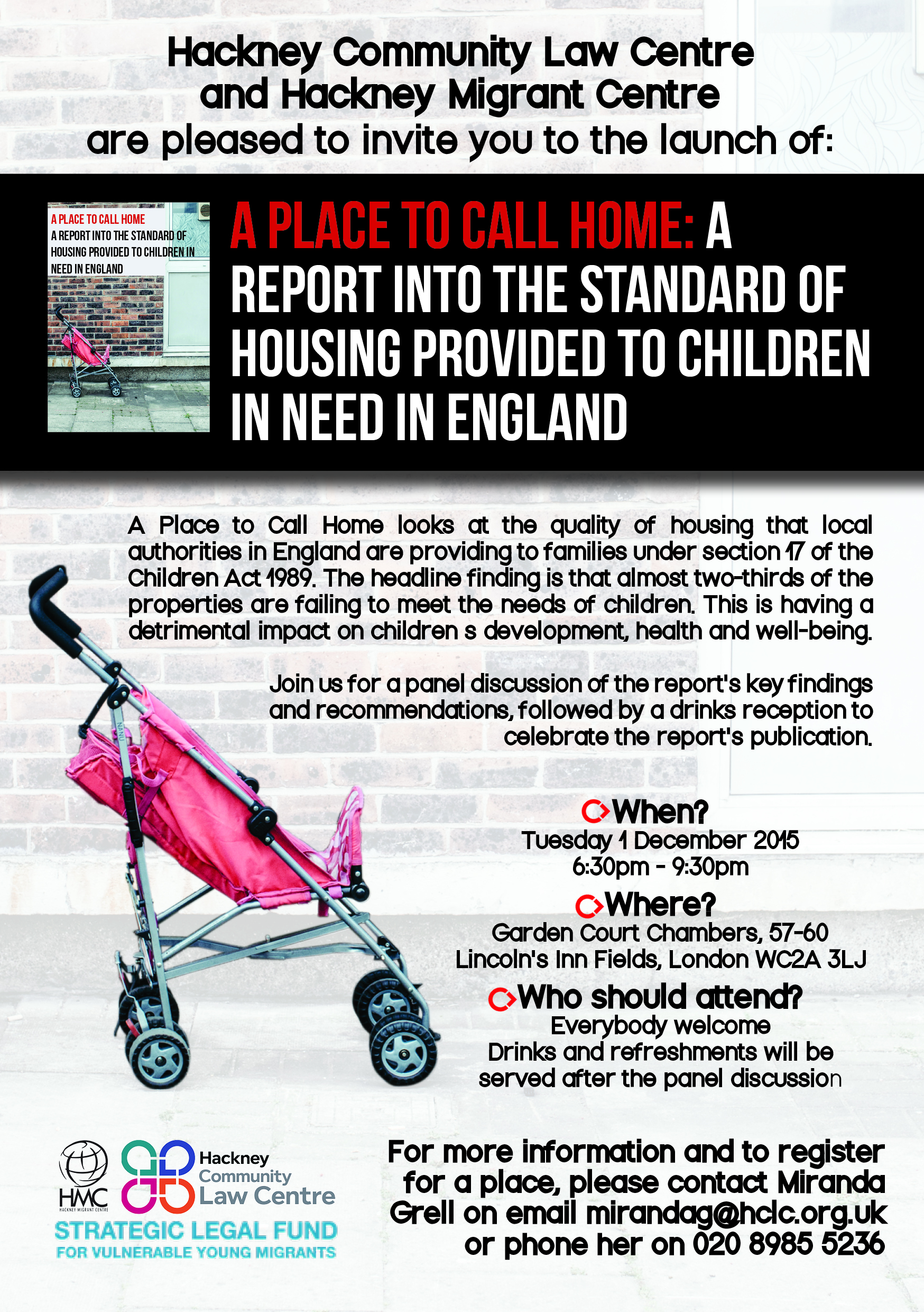 HCLC HMC e-leaflet of A Place to Call Home Report December 01 2015